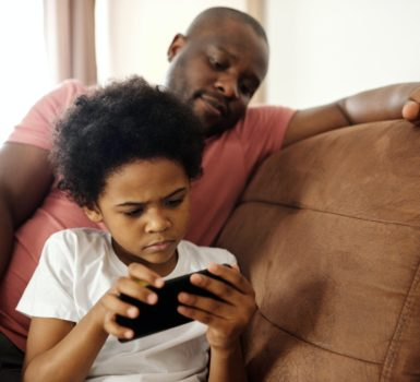 mobile device management for parents